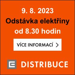 ČEZ Distribuce – Plánované odstávky [nové okno]